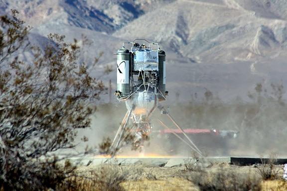 Masten-Launch.110309